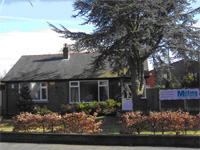 Millins Insurance office 14 New Street Mawdesley