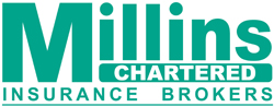 Millins Chartered Insurance Brokers Logo